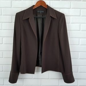 Nipon Boutique - Lord and Taylor Brand Open Blazer